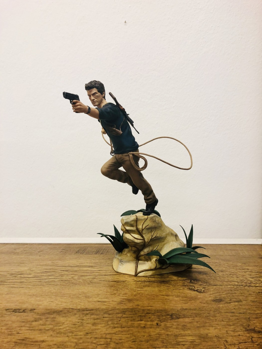 UNCHARTED 4 A THIEF'S END PVC SOŠKA NATHAN DRAKE