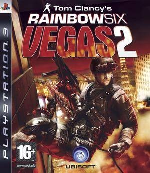 Tom Clancy's Rainbow Six: Vegas 2 PS3