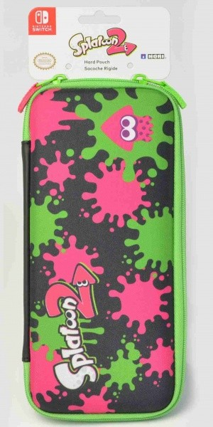 Tough Pouch for Nintendo Switch (Splatoon 2)