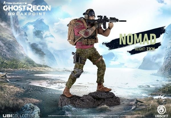 Ghost Recon Breakpoint - Nomad Figurine