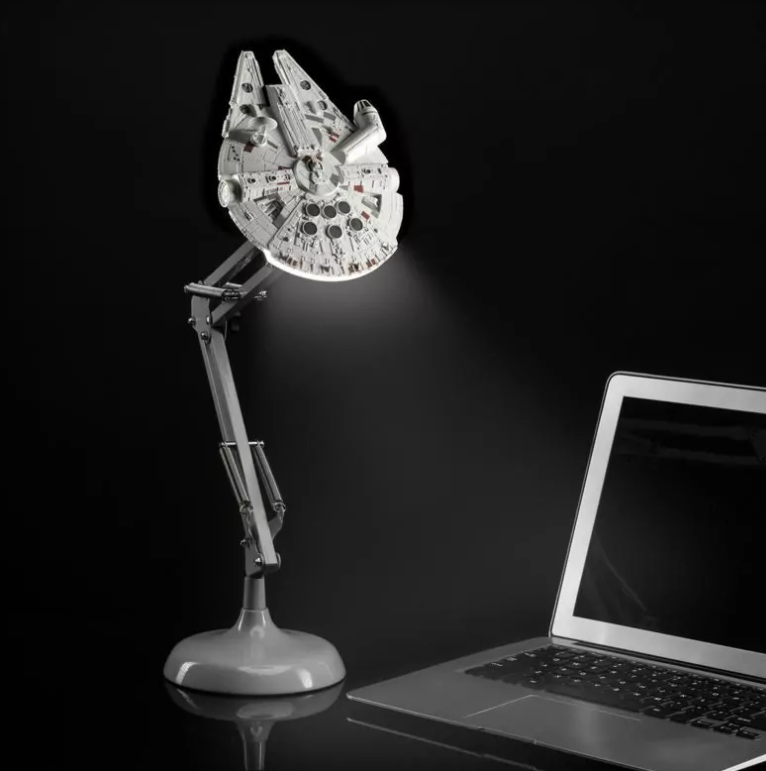 Star Wars - Millennium Falcon Posable Desk Light