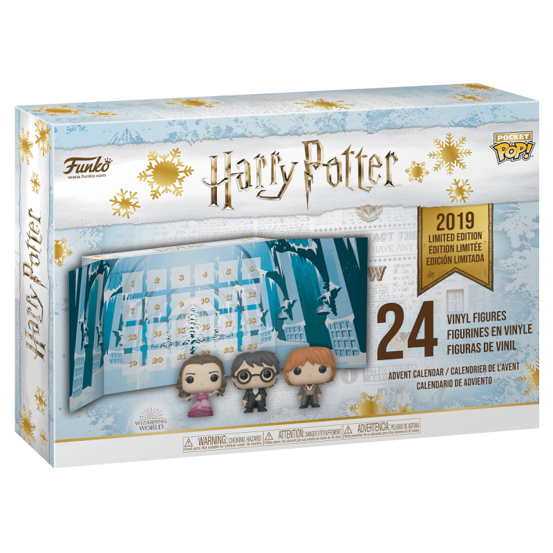 Funko POP Advent Calendar: Harry Potter (Pocket POP)