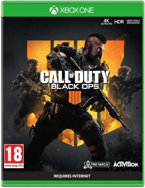 Call of Duty: Black Ops IV XONE