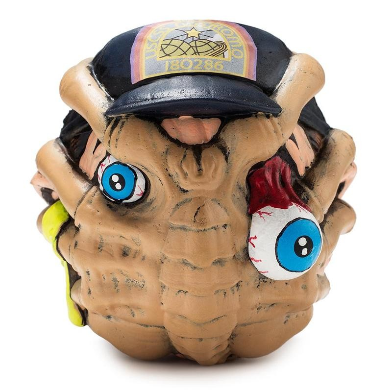 Madballs Alien Stress Ball Facehugger