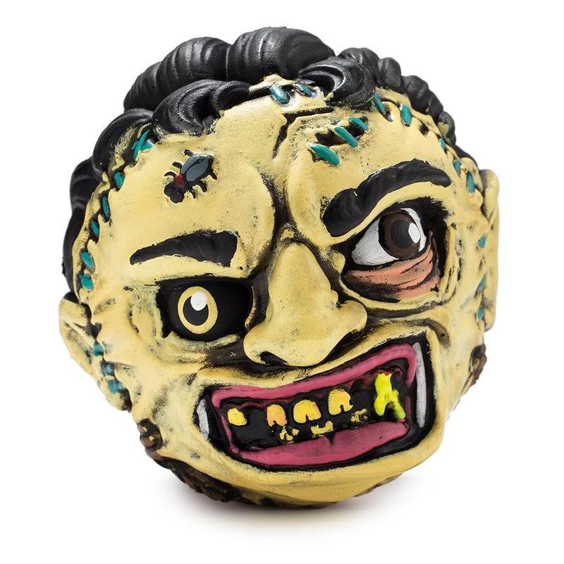 MADBALLS STRESS BALL LEATHERFACE