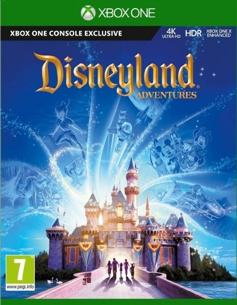 Disney Adventures Definitive Edition XONE
