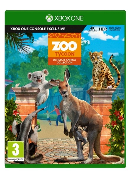 Zoo Tycoon Definitive Edition XONE