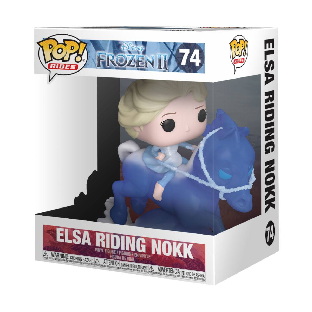Funko POP Disney Ride: Frozen 2 - Elsa Riding Nokk
