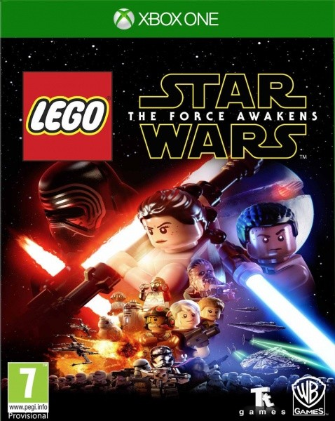 LEGO Star Wars: The Force Awakens XONE