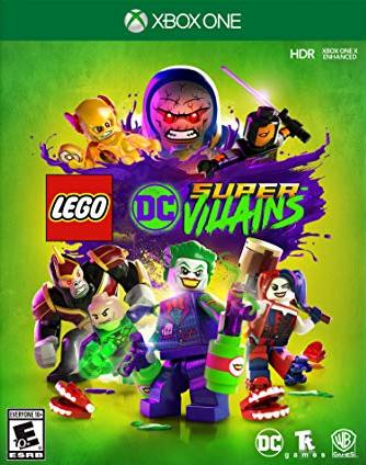 Lego DC Super - Villains