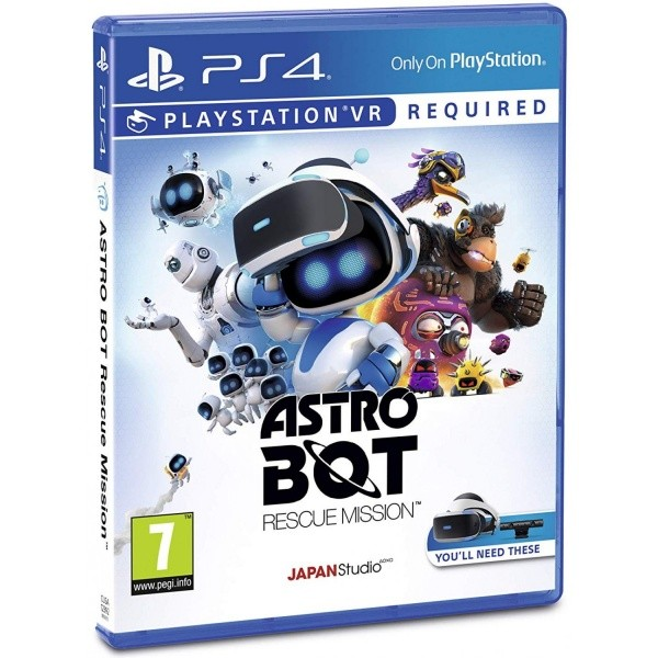 ASTRO BOT Rescue Mission VR PS4