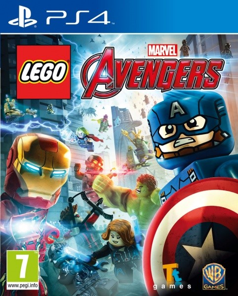 LEGO Marvel´s Avengers PS4