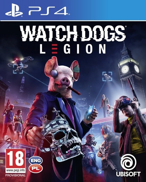 Watch_Dogs Legion PS4