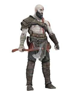 NECA God of War 2018 Kratos 45 cm