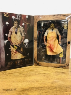 Texas Chainsaw Massacre - Retro Action Figure 40th Anniversary Ultimate Leatherface