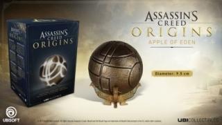 UbiSoft Assassins Creed Origins Replika Apple of Eden