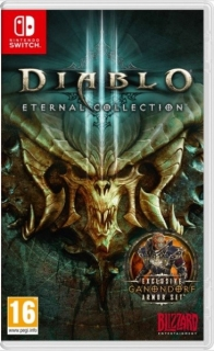 SWITCH Diablo III Eternal Collection