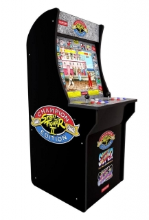 ARCADE1UP MINI CABINET - STREET FIGHTER II CHAMPION EDITION