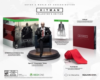 Hitman (Collector's Edition) Xone
