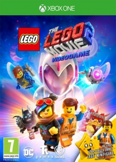 LEGO Movie Video Game 2 XONE