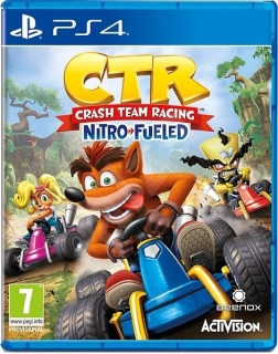 Crash Team Racing: Nitro-Fueled PS4