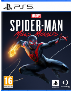 Marvel's Spiderman : Miles Morales PS5