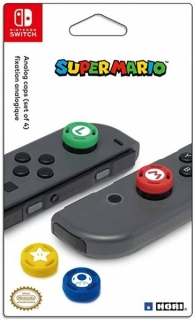 Joy-Con Analog Stick Caps - Super Mario