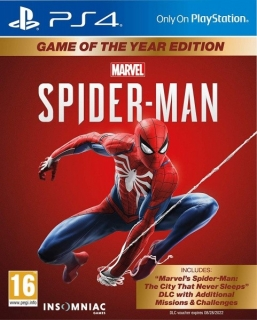 Marvel's Spider-Man GOTY