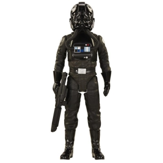 SW REBELS: kolekce 1. - figurka Tie Fighter Pilot 50cm
