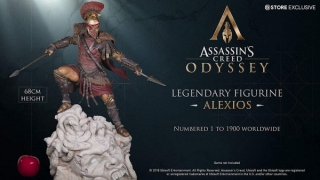 UbiSoft Legendary Statue Alexios Assassins Creed Odyssey 68cm