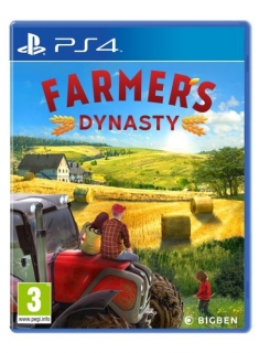 Farmer´s dynasty PS4