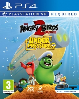 Angry Birds 2 PSVR: Under Pressure PS4