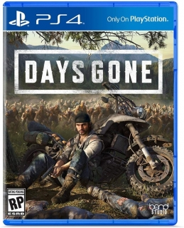 Days Gone PS4 CZ