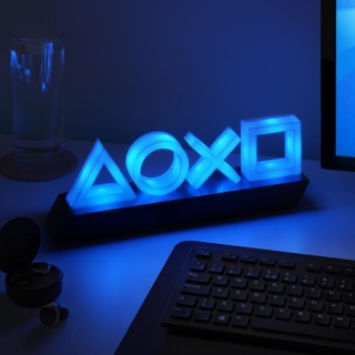 Playstation Icons Light PS5