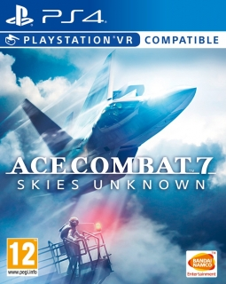 Ace Combat 7 - Skies unknown PS4