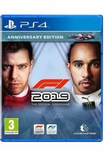 F1 2019 (Anniversary Edition) PS4