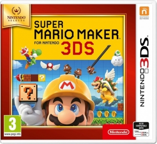 3DS Super Mario Maker Select