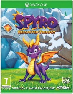 Spyro Trilogy Reignited XONE