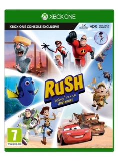 Pixar Rush Definitive Edition XONE