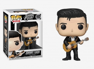 Funko POP: Johny Cash