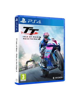 TT Isle of Man Ride on the Edge 2 PS4