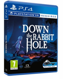 Down the Rabbit Hole PS4