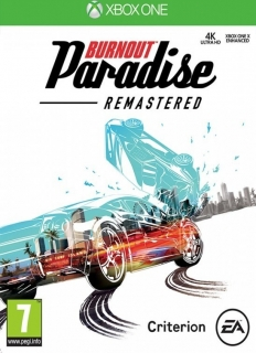 BURNOUT PARADISE REMASTERED XONE
