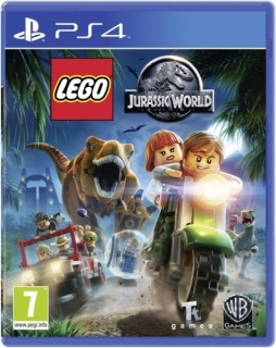 LEGO Jurassic World PS4