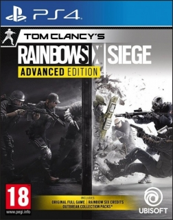 Tom Clancy's Rainbow Six: Siege Advanced Ed. PS4