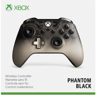 XONE S Wireless Controller Phantom Black SE