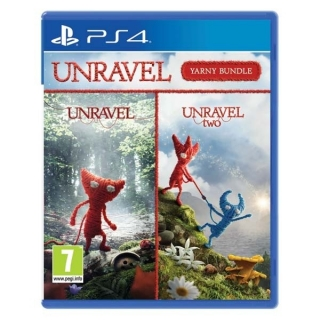 Unravel Yarny Bundle (Unravel 1+2)  PS4