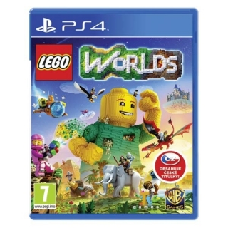 LEGO Worlds CZ PS4