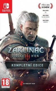 SWITCH The Witcher 3: Wild Hunt Complete