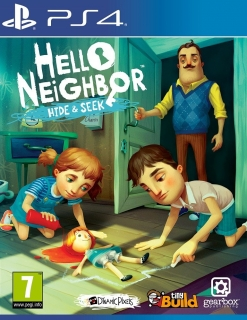 HELLO NEIGHBOR - HIDE & SEEK PS4